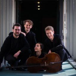 Quatuor de Violoncelles Alborea